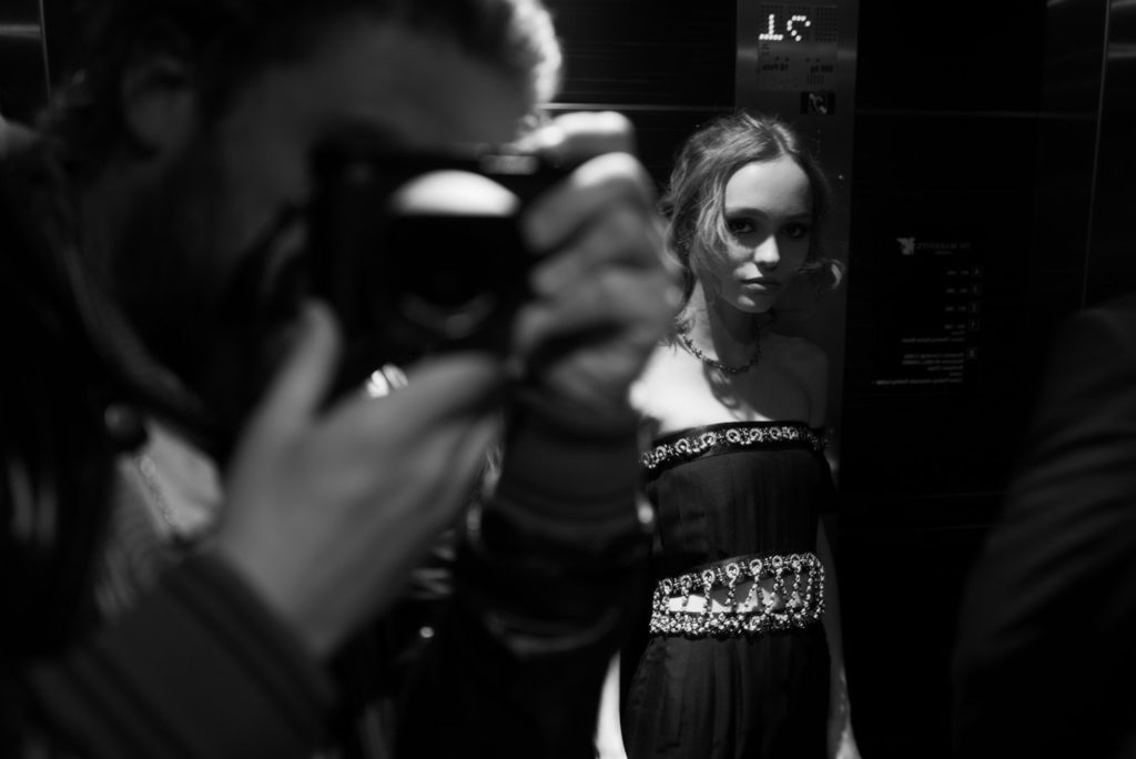 lily-rose depp, greg williams, gwp, mirrors