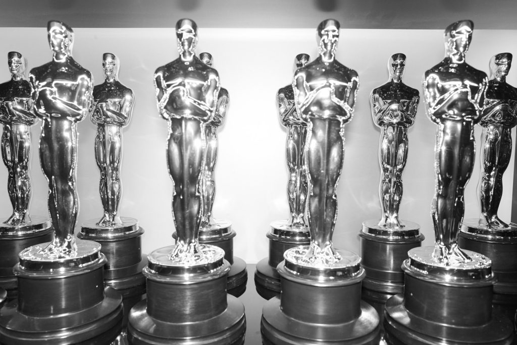 oscars statues, awards, greg williams, gwp, gongs