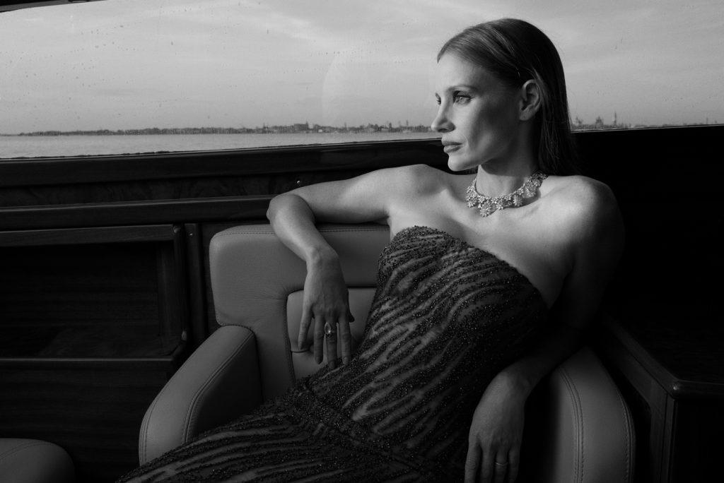 jessica chastain, greg williams, greg williams photography, gwp, venice, venice film festival