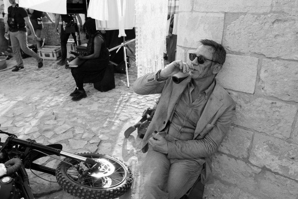 daniel craig, james bond, 007, no time to die, greg williams, gwp